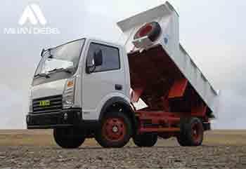 مشخصات فنی کامیونت 5 تن آمیکو