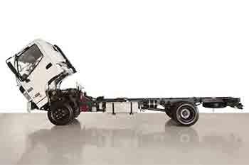 طراحی کامیونت 6 تن فوتون