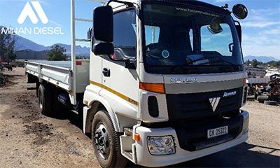 فروش کامیونت 8 تن فوتون