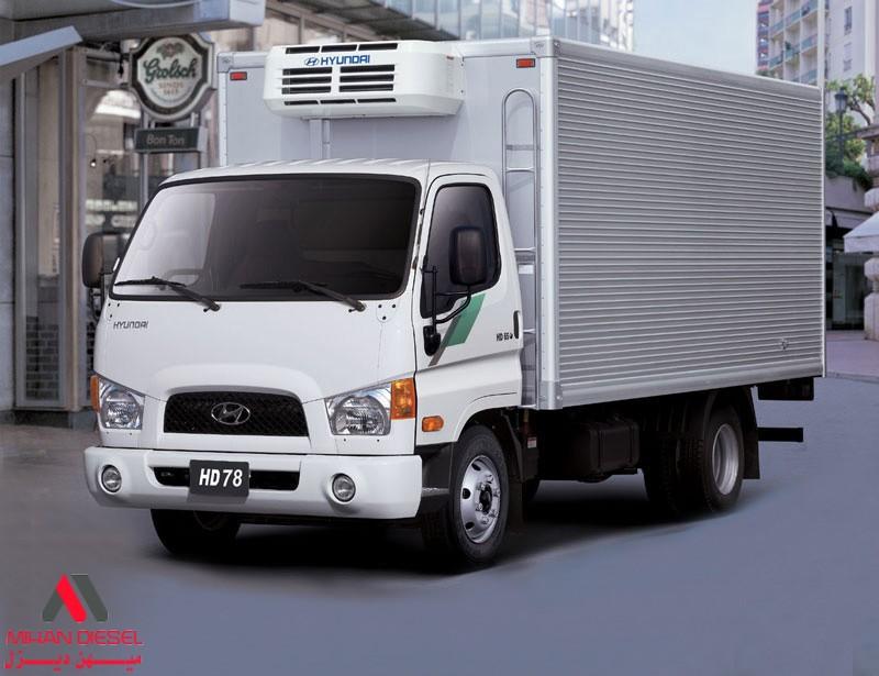 شرایط فروش کامیونت هیوندای 8 تن