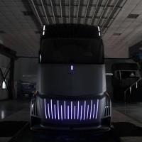 رونمایی از کامیون برقی جیلی در آینده ای نزدیک