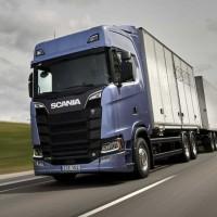 ارزیابی کامیون های  اسکانیا سری R