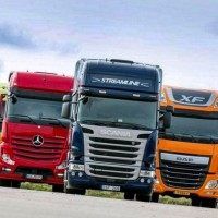 برترین کامیون های جاده های ایران