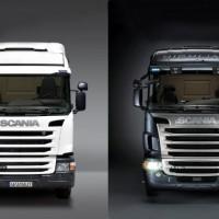 تفاوت کامیون اسکانیا سری G و  سری R