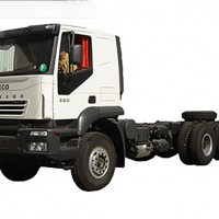 معرفی کامیون اویکوAT380